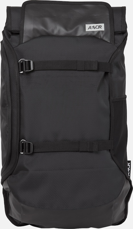 AEVOR Travel Pack 'Proof Black' in schwarz, Produktansicht