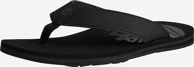 Flip-flops 'Wild Dunes' TIMBERLAND pe negru, Vizualizare produs