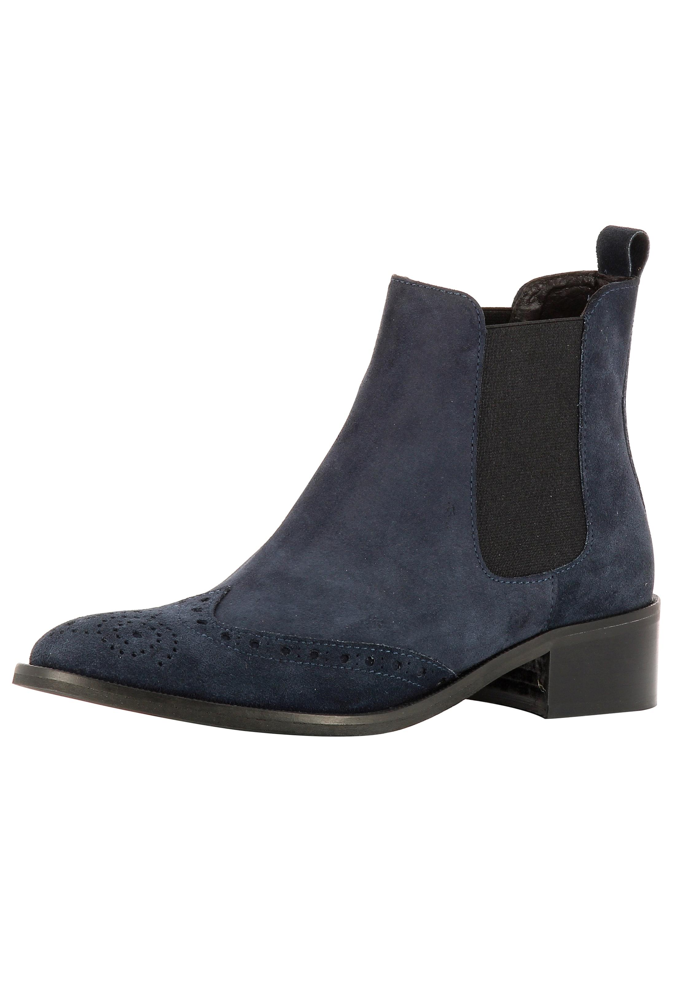 EVITA Damen Reiterstiefelette Verschleißfeste billige Schuhe