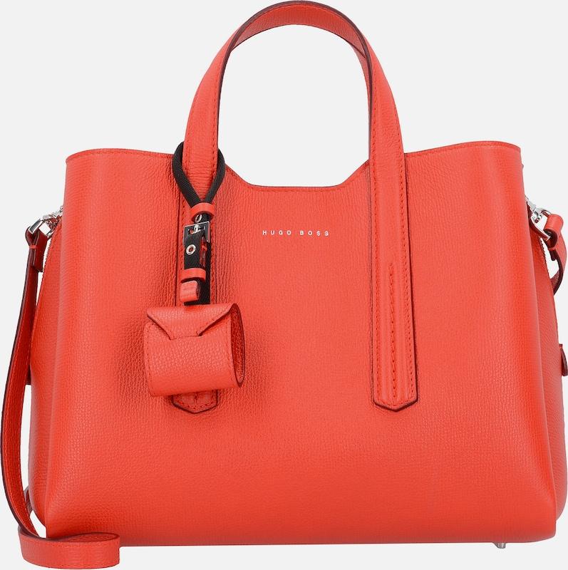 BOSS Business Taylor Handtasche Leder 28 cm