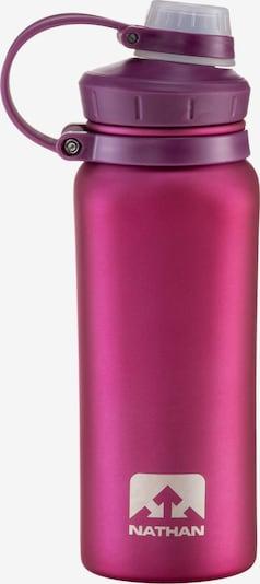NATHAN Trinkflasche in neonpink, Produktansicht