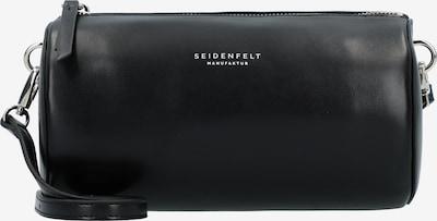Seidenfelt Manufaktur Simo Umhängetasche 23 cm in schwarz, Produktansicht
