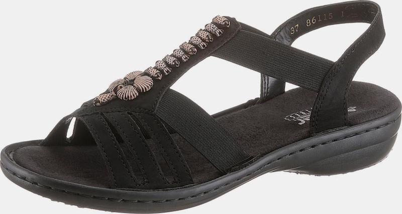 RIEKER Sandale Synthetik Bequem, gut aussehend