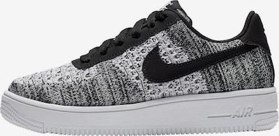 Nike Sportswear Sneaker 'Air Force 1 Flyknit 2.0 BG' in schwarz / weiß, Produktansicht