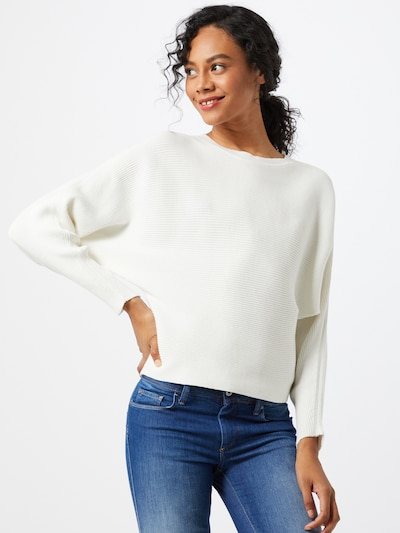 OBJECT Pullover in offwhite, Modelansicht
