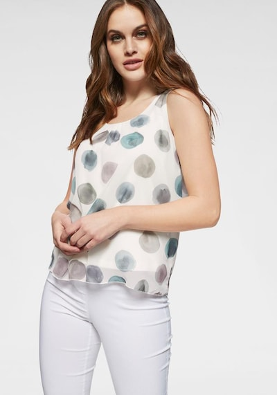 VIVANCE Blouse in White, Item view