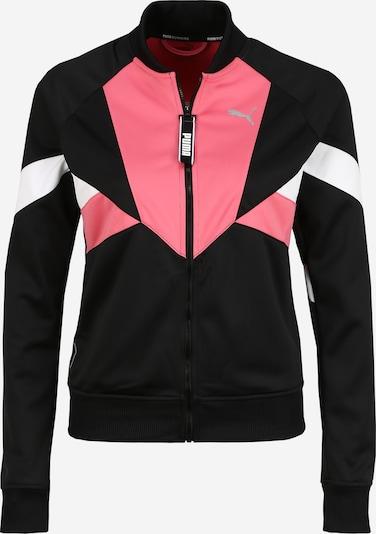 PUMA Veste de sport 'Last Lap' en rose / noir, Vue avec produit
