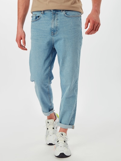 BURTON MENSWEAR LONDON Jeans in blue denim, Modelansicht