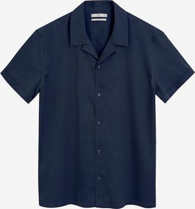 MANGO MAN Hemd 'Sia' in royalblau, Produktansicht