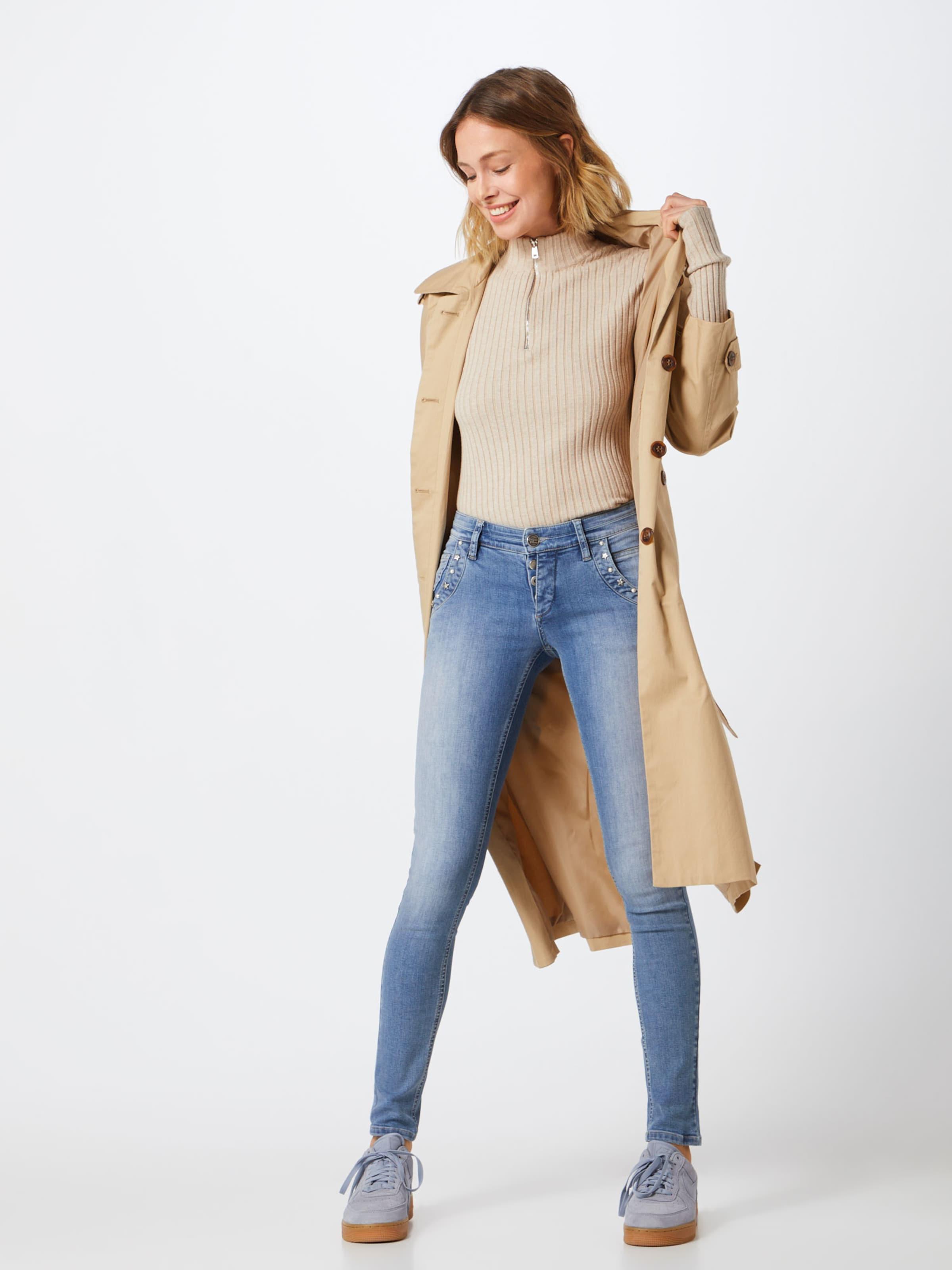Glücksstern DenimClair En 'jeans' Bleu Jean FJcKT1l
