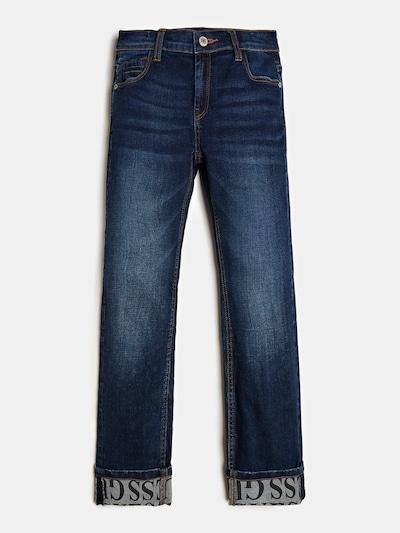 GUESS KIDS Jeans in blue denim, Produktansicht