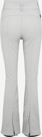 ICEPEAK Pantalon outdoor 'Outi' en gris clair: Vue de dos