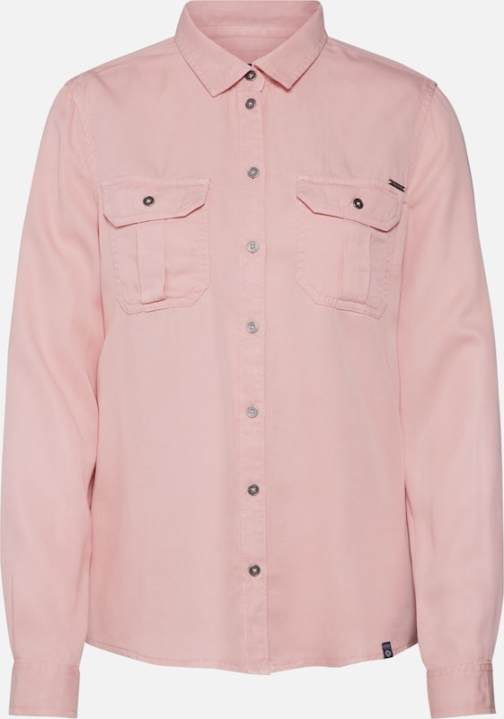 Blouse Rosa Superdry In Superdry Blouse 'xenia' USzqjLMVpG