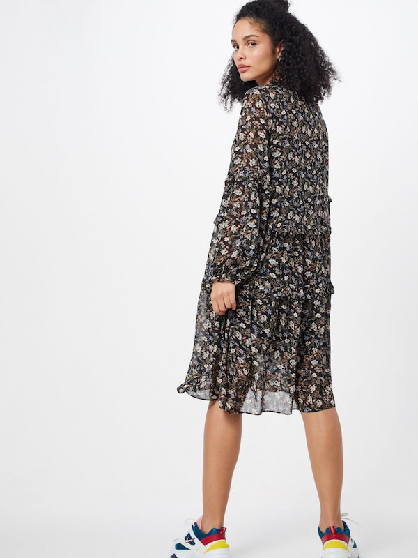 Neo Noir Kleid 'Hampton Flower' in schwarz | ABOUT YOU