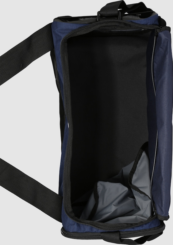 649507380d NIKE Športová taška  Brasilia  vo farbe námornícka modrá   čierna   biela
