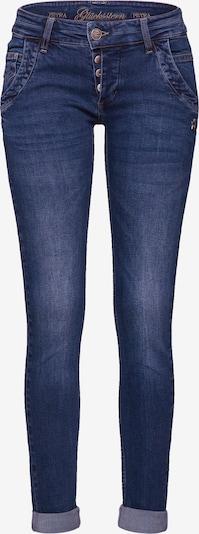 Jeans 'Petra' Glücksstern pe denim albastru, Vizualizare produs