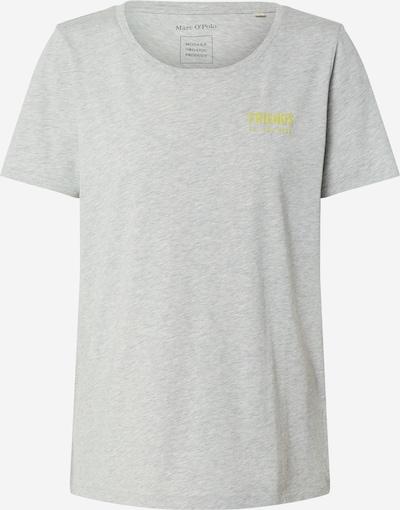 Marc O'Polo Tričko - světle šedá / šedý melír, Produkt