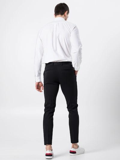 JACK & JONES Anzug 'JPRSteven' in schwarz: Rückansicht