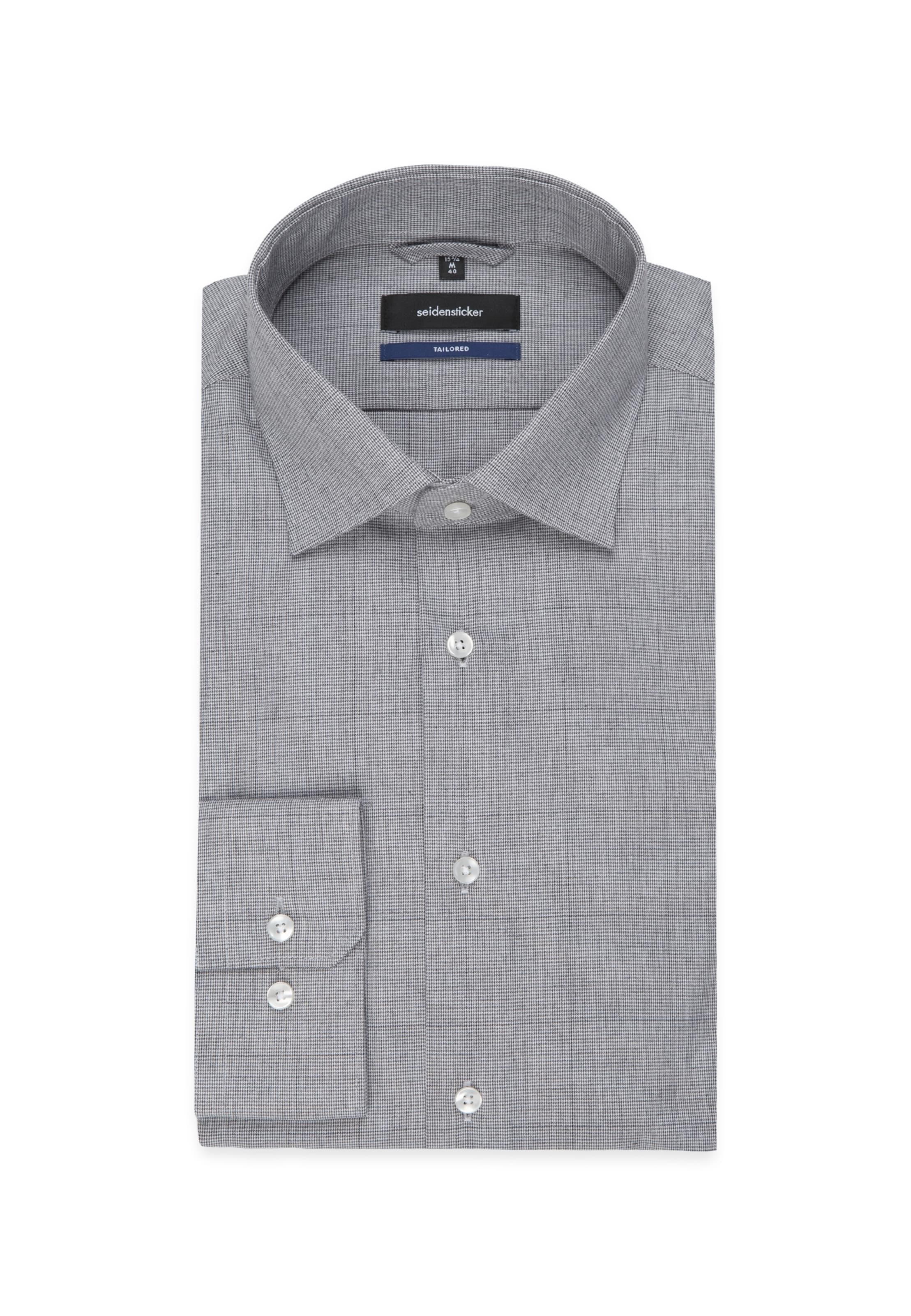 Business Gris ' En Seidensticker Chemise Tailored X0nwPZ8NkO