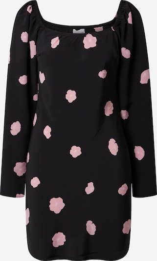 GLAMOROUS Jurk in de kleur Rosa / Zwart, Productweergave