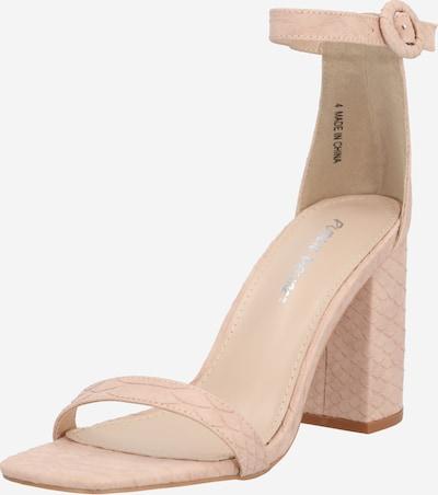 Public Desire Sandalette 'NEELA' in nude, Produktansicht