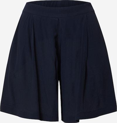 Pantaloni 'L. Daphne' BRUUNS BAZAAR pe navy, Vizualizare produs