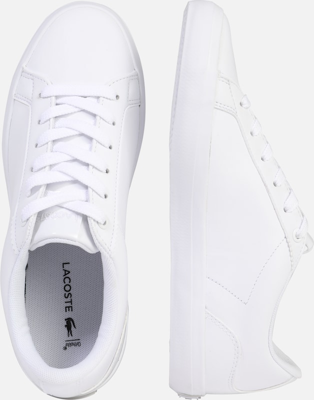 Sneakers Laag Wit Lacoste 'lerond' In EWH9D2IY