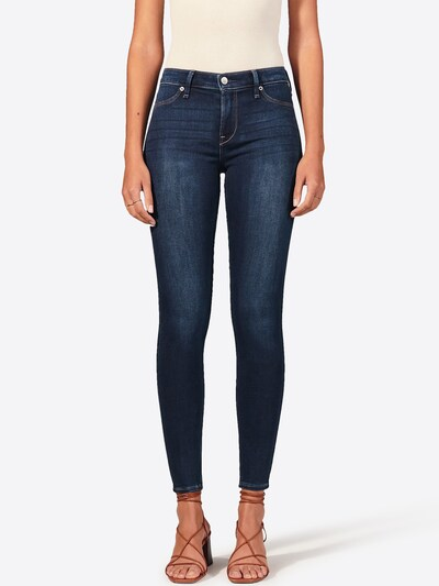 Abercrombie & Fitch Jeggings in blue denim, Modelansicht