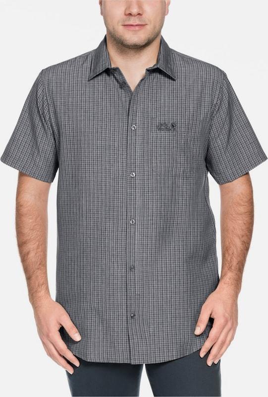 Herren Outdoorhemd El Dorado, grau, S