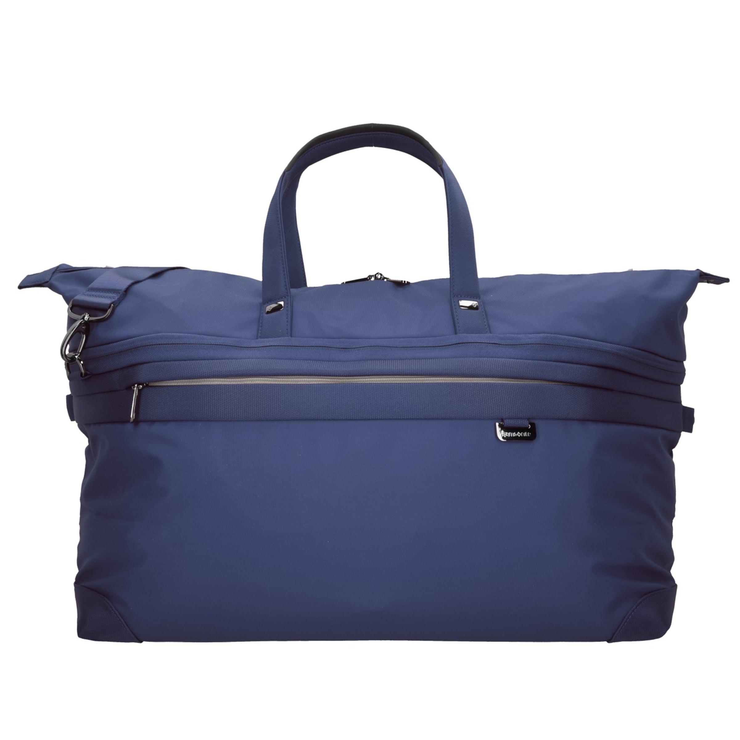 45 Uplite Samsonite Blau Weekender Cm Reisetasche In myvN80OnPw