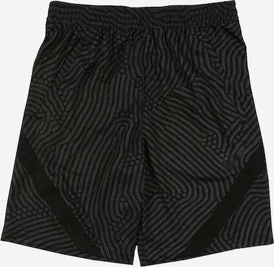 NIKE Pantalon de sport 'Strike' en anthracite / noir, Vue avec produit