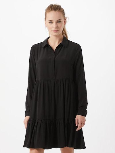 VILA Košilové šaty - černá, Model/ka