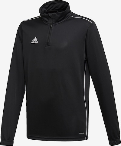 ADIDAS PERFORMANCE Trainingsshirt 'Core 18' in schwarz / weiß, Produktansicht