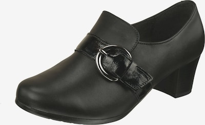 Lei by tessamino Pumps aus atmungsaktivem Leder in schwarz, Produktansicht
