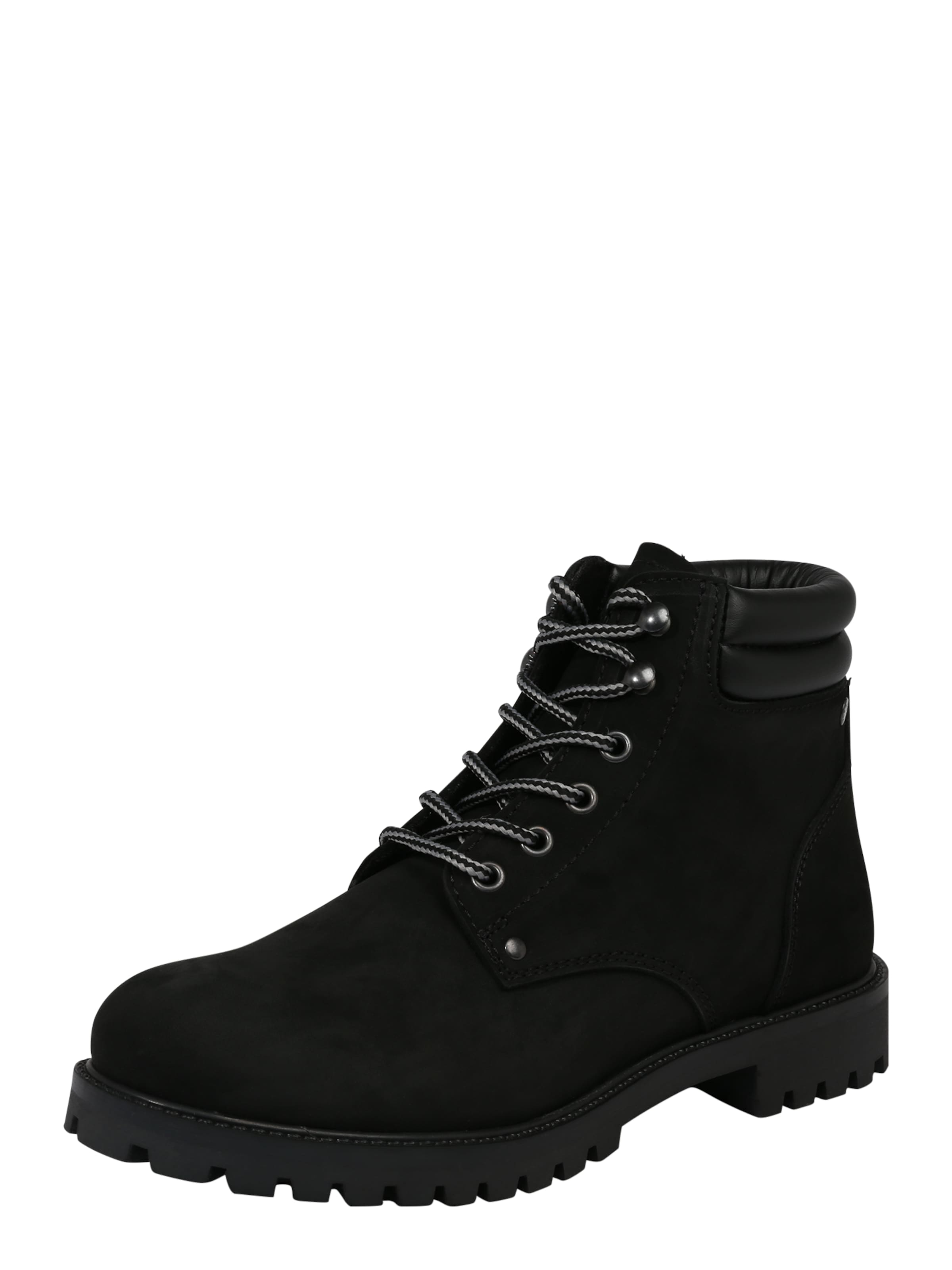 Jackamp; 'jfwstoke' In Schwarz Stiefel Jones nk8wOPN0ZX