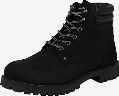 JACK & JONES Buty sznurowane 'JFWStoke' w kolorze czarnym, Podgląd produktu