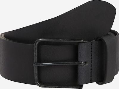 DIESEL Riem ' B-TIN' in de kleur Zwart, Productweergave