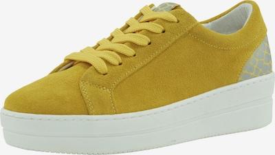 heine Sneaker in gelb, Produktansicht
