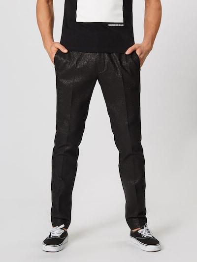 DRYKORN Anzug 'Q-BELLAC' in schwarz: Frontalansicht