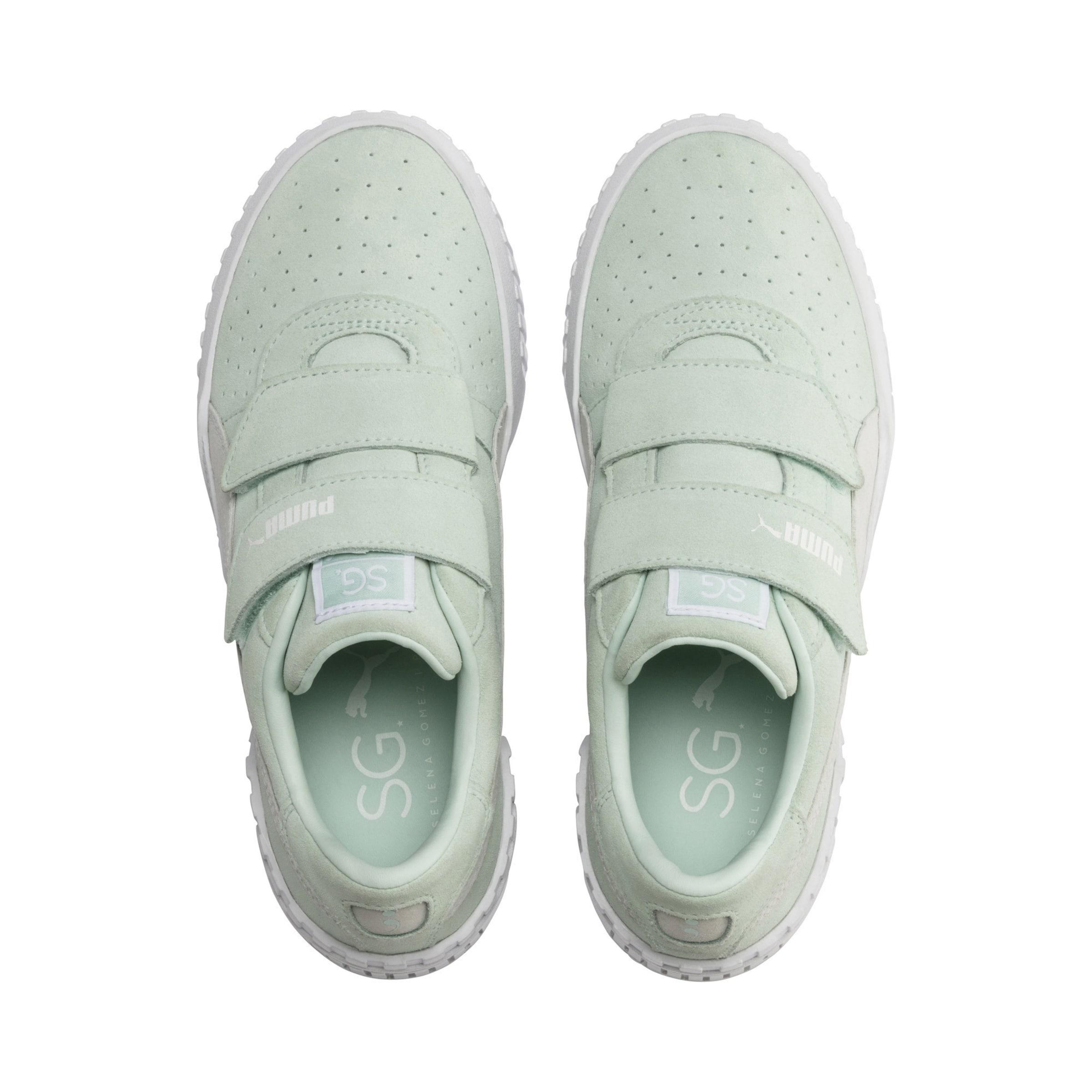 Puma In Patent' 'cali Sneaker TaupePastellgrün CBodxe