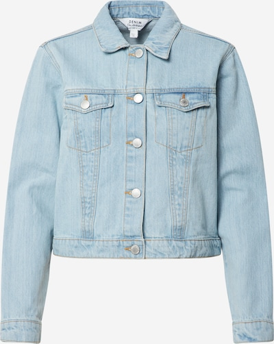 Miss Selfridge Jeansjacke in blue denim, Produktansicht