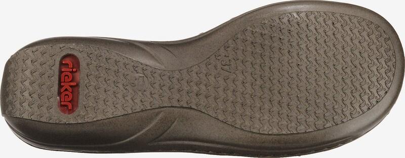 RIEKER Sandaal in Brokaat / Taupe S4pz36LO