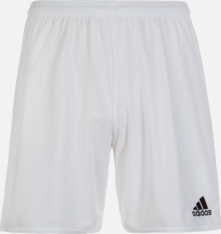 ADIDAS PERFORMANCE Sportbroek 'Parma 16' in de kleur Zwart / Wit, Productweergave