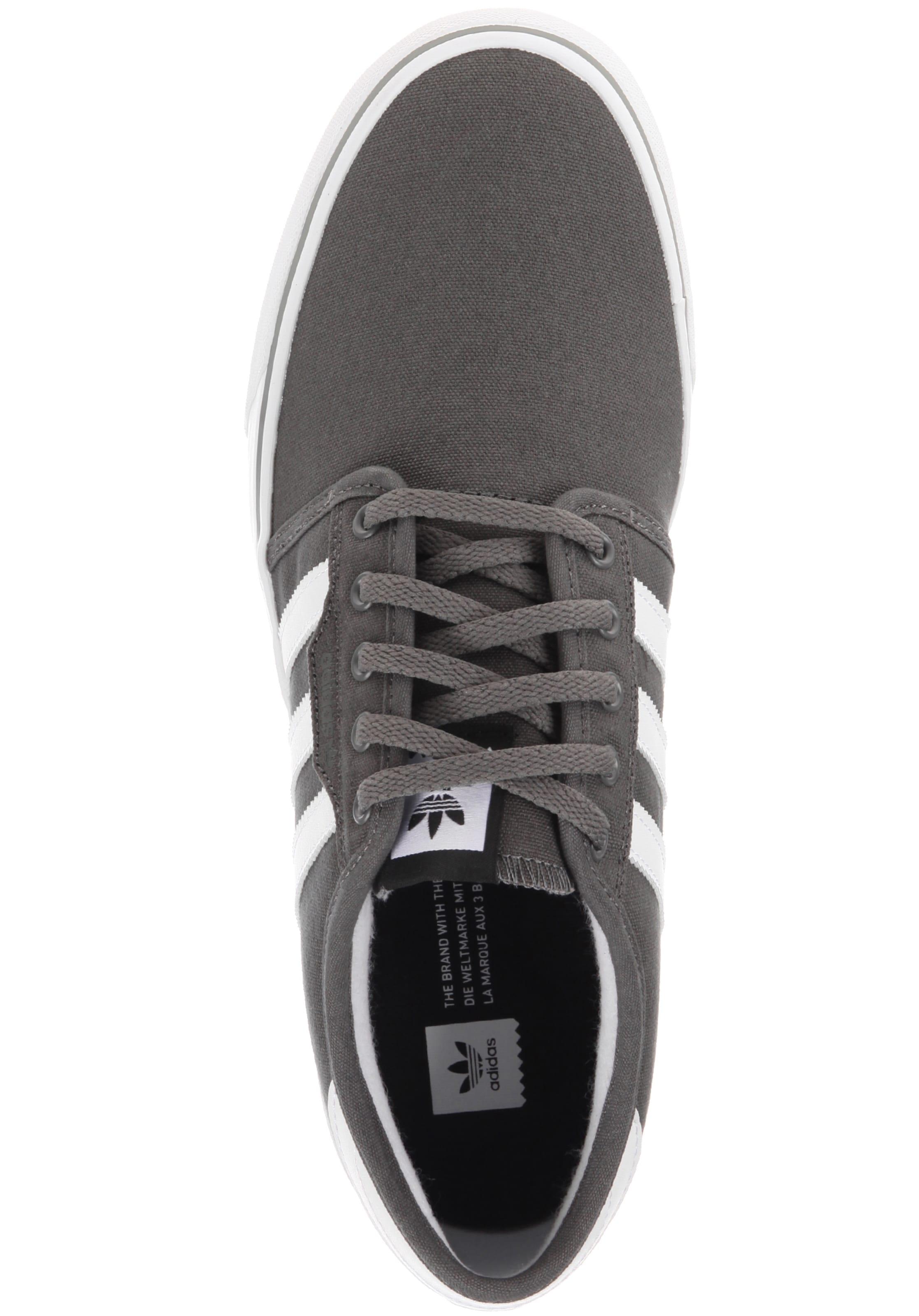 Sneaker In DunkelgrauWeiß Originals Adidas 'seeley' LqARj534