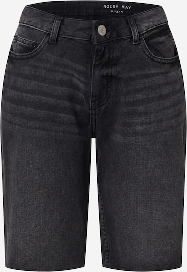 Noisy may Jeans in de kleur Black denim, Productweergave