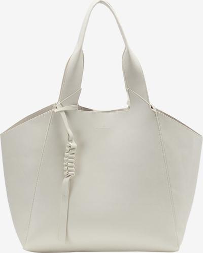 DreiMaster Maritim Shopper in weiß, Produktansicht