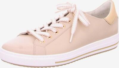 GABOR Schnürschuhe in rosa, Produktansicht