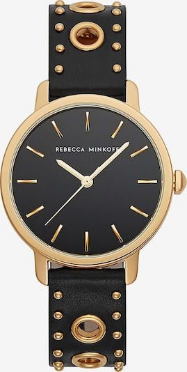 Rebecca Minkoff Damenuhr 'Bbfl 2200212' in gold / schwarz, Produktansicht