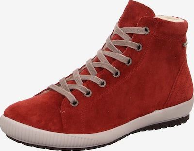 Legero Stiefelette 'Tanaro' in rot, Produktansicht