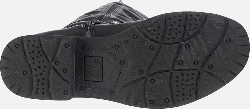 TOM TAILOR Westernstiefel Verschleißfeste billige Schuhe